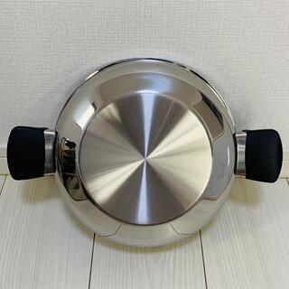 アムウェイ(Amway)の2018年製 アムウェイクイーン ドーム型カバー 大フライパン・6L用 フタ (鍋/フライパン)