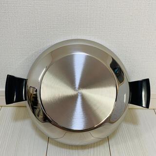 アムウェイ(Amway)の◇◆新品未使用◆◇ アムウェイクイーン ドーム型カバー 大フライパン6L用 フタ(鍋/フライパン)