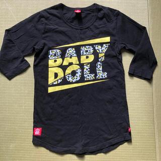 ベビードール(BABYDOLL)のBABY DOLL七分袖シャツS☆送料無料(Tシャツ(長袖/七分))