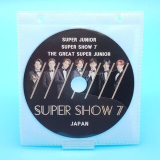 スーパージュニア(SUPER JUNIOR)の最新作🎶SUPER JUNIOR スーパージュニア SUPER SHOW7♪(ミュージック)