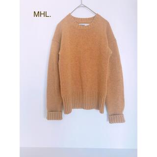 マーガレットハウエル(MARGARET HOWELL)の美品 マーガレットハウエル ニット MHL.セーター(ニット/セーター)