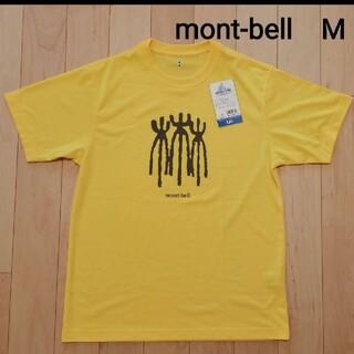 モンベル(mont bell)のmont-bell WIC メンズM(Tシャツ/カットソー(半袖/袖なし))