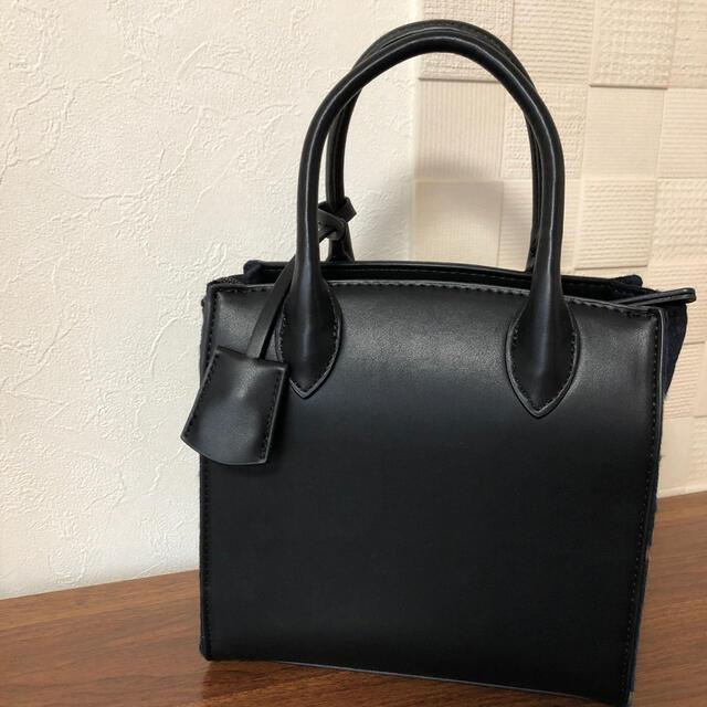 GU(ジーユー)の新品未使用 GU チェックショルダーバッグ レディースのバッグ(ショルダーバッグ)の商品写真