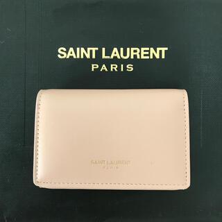 サンローラン(Saint Laurent)の【新品】SAINT LAURENT  キーケース(キーケース)