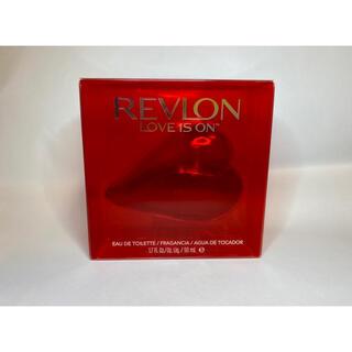 レブロン(REVLON)のレブロン 香水 ラブイズオン Revlon Love Is On(香水(女性用))
