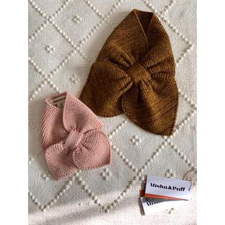 Caramel baby&child  - misha & puff  Sledding Scarf  2枚セット