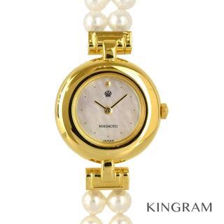 ミキモト(MIKIMOTO)のミキモト  レディース腕時計(腕時計)