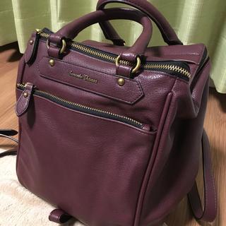 サマンサタバサ(Samantha Thavasa)のサマンサタバサ3WAY bag(ハンドバッグ)