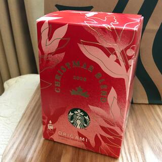 Starbucks Coffee - スターバックス オリガミ クリスマスブレンド 6袋