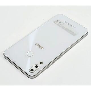 エイスース(ASUS)のレアなホワイト SIMフリー ASUS ZenFone 5(ZE620KL)(スマートフォン本体)