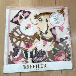 FEILER - フェイラー イングリッシュティーパーティー ピンク