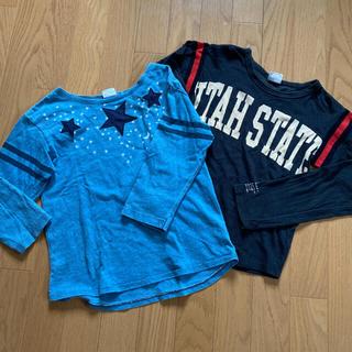 ブリーズ(BREEZE)の《BREEZE》長袖 Tシャツ 2枚セット(Tシャツ/カットソー)