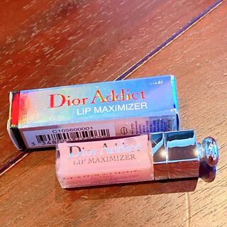 Dior - 【001 PINK】Dior Lip Maximizer ミニマキシマイザー