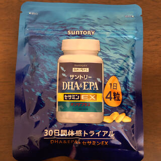サントリー(サントリー)のサントリー DHA&EPA セサミンEX オリザプラス (その他)