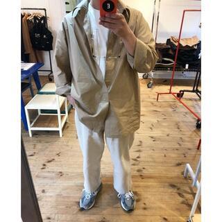 1LDK SELECT - 19ss unused pullover shirt 1ldk スタイリスト私物