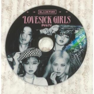 エイチティーシーブラック(HTC BLACK)のBLACKPINK 最新2020 LOVE SICK GIRLS 50曲入り(アイドル)