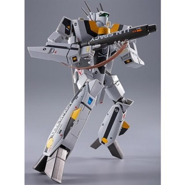 BANDAI(バンダイ)の新品 DX超合金 初回限定版VF-1S バルキリー ロイ・フォッカースペシャル エンタメ/ホビーのおもちゃ/ぬいぐるみ(模型/プラモデル)の商品写真