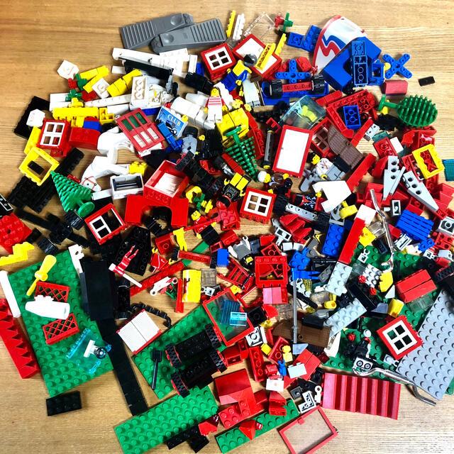 Lego(レゴ)のレゴ(LEGO)ブロック2313グラム キッズ/ベビー/マタニティのおもちゃ(知育玩具)の商品写真