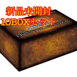 KONAMI - 遊戯王 Prismatic god box 10box セット