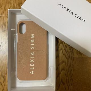 アリシアスタン(ALEXIA STAM)のアリシアスタン iPhone X•XS ケース(iPhoneケース)