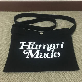 A BATHING APE - Girls Don't Cry × HUMAN MADEオンライン限定バッグ