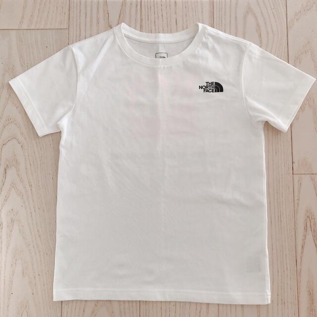 THE NORTH FACE(ザノースフェイス)のノースフェイス  Tシャツ 140 キッズ/ベビー/マタニティのキッズ服男の子用(90cm~)(Tシャツ/カットソー)の商品写真
