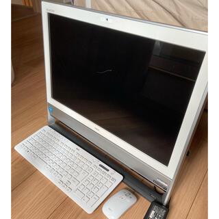 エヌイーシー(NEC)のNEC VN350/N SW Core i3 8G 1TB(デスクトップ型PC)