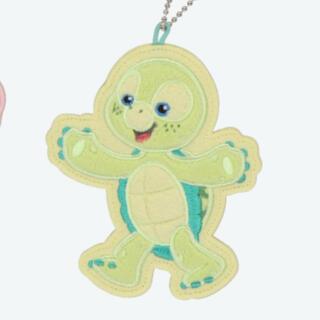 Disney - ダッフィー&フレンズ☆say cheese☆ワッペンバッジ☆オルメル