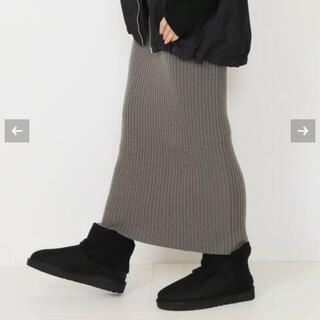 DEUXIEME CLASSE - Deuxieme Classe CARIAGGI Knit スカート