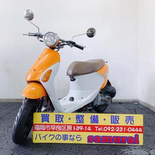 スズキ(スズキ)のSUZUKI レッツ4パレット CA41A FI車 原付バイク 4サイクル 福岡(車体)