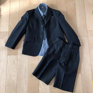 オリバーハウス セレクション キッズ フォーマル スーツ 上下 セット 120㎝