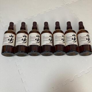 サントリー(サントリー)の山崎ウイスキー 新品未開封 700ml  7本セット(ウイスキー)