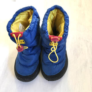 ジーティーホーキンス(G.T. HAWKINS)のスノーブーツ 20センチ ブルー(ブーツ)