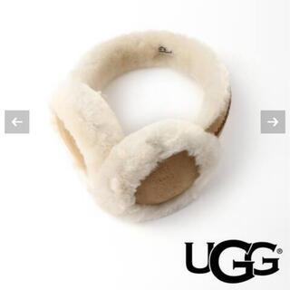 アグ(UGG)のUGG イヤーマフラー(イヤーマフ)