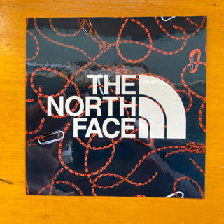 ザノースフェイス(THE NORTH FACE)のthe north face ノースフェイス ステッカー アウトドア キャンプ(ステッカー)