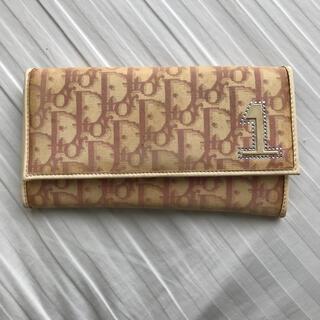 クリスチャンディオール(Christian Dior)のdior トロッター 長財布(財布)