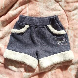 マザウェイズ(motherways)のマザウェイズ 女子 ホットパンツ 100cm 裏起毛(パンツ/スパッツ)