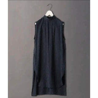 BEAUTY&YOUTH UNITED ARROWS - <6(ROKU)>STRIPE DRESS/ワンピース