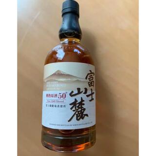キリン - 富士山麓 樽熟原酒 50度 700ml 終売品