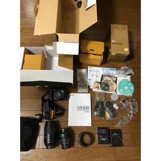 Nikon - Nikon5100ダブルズームキット