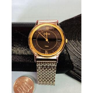シチズン(CITIZEN)のY36)ブラックフェイズ(*'▽')シチズン・ジャンクション・ベガ電池交換済み(腕時計(アナログ))
