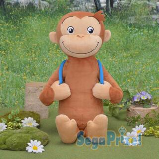 SEGA - おさるのジョージ ぬいぐるみ BIG