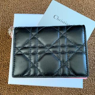 ディオール(Dior)の新品未使用  DIOR ディオール カードケース(名刺入れ/定期入れ)