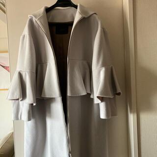 Drawer - 美品yori コート ほぼ未使用。