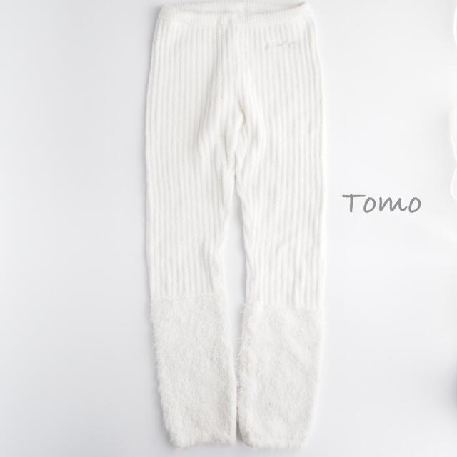 gelato pique(ジェラートピケ)のジェラートピケ ラビットモコ ビックパーカー パンツ セット レディースのルームウェア/パジャマ(ルームウェア)の商品写真