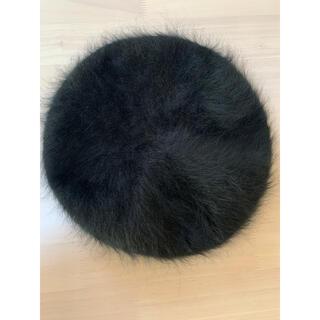 heather - hetherファー ベレー帽