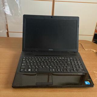 エプソン(EPSON)のエプソン NJ3300  ビジネスシーン向けノートPC(ノートPC)
