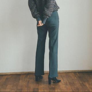 STUDIOUS - CLANE×LEE ブーツカットパンツ