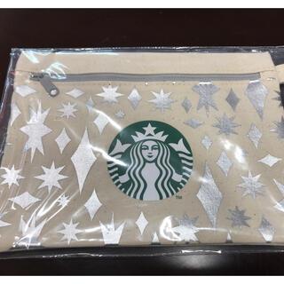 Starbucks Coffee - スターバックス クリスマス  限定ノベルティ ポーチ