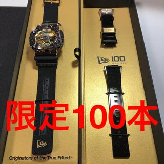ジーショック(G-SHOCK)のCASIO G-SHOCK GM-110NE 100周年記念モデル 限定(腕時計(デジタル))